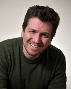 Author Pic - Scott D Southard