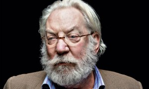 Q&A: Donald Sutherland