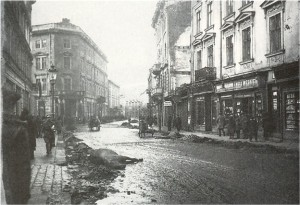 pic-L-V-Lviv during Ukrainian_Polish War (1918)