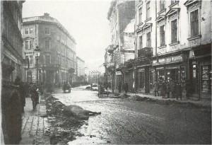 pic-L-V-Lviv during Ukrainian_Polish War (1918)