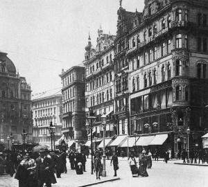 Wien_Warenhäuser_Rothberger_Stephansplatz_um_1900