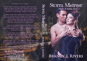 Storm Mistress Print