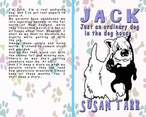 JACK's cover and back cover