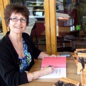 Miranda Bay book signing Morrinsville