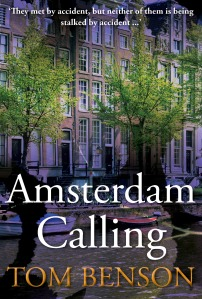 Amsterdam Calling - the cover 260714