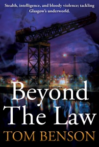 Beyond The Law - the cover 2904