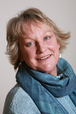 Author Judith Barrow