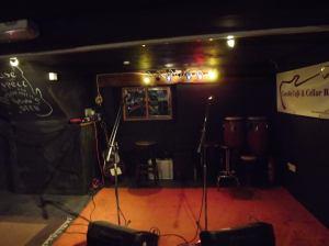 cellar bar banner