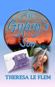 THE GYPSY'S SON BOOK FRONT COVER