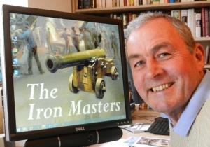 Iron Master publicity shot