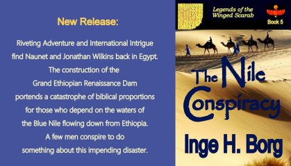Nile Conspiracy - Jan 6-2016 Release-Small