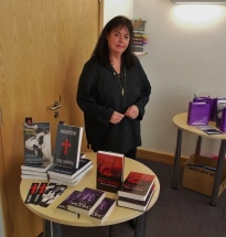 Sally Spedding - author