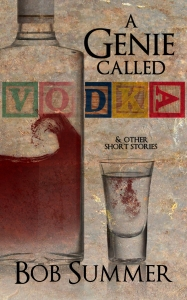 A genie called vodka ebook cover
