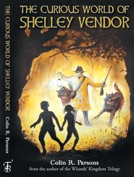 The Curious World Of Shelley Vendor: A mystery adventure book for 8/9/10/11