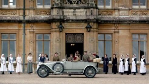 Downton-Abbey-World-War-I