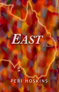 'East' front cover