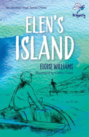 Elen's Island New Cover