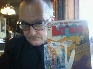 Keen Comic Collector Mark