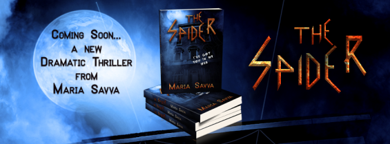 The Spider_FB Cover_Coming Soon