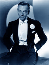 Astaire sitting