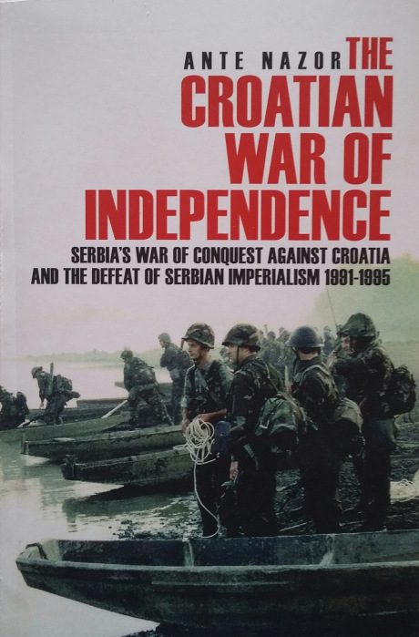 Front Cover of Ante Nazor's book