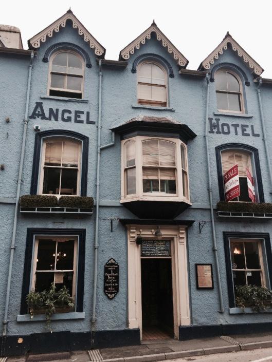 Llandeilo angel hotel