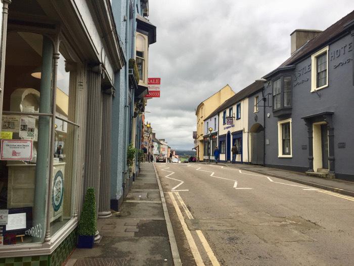 Llandeilo street view